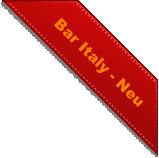 Bar Italy - Neu
